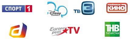 Новые каналы Телекарта